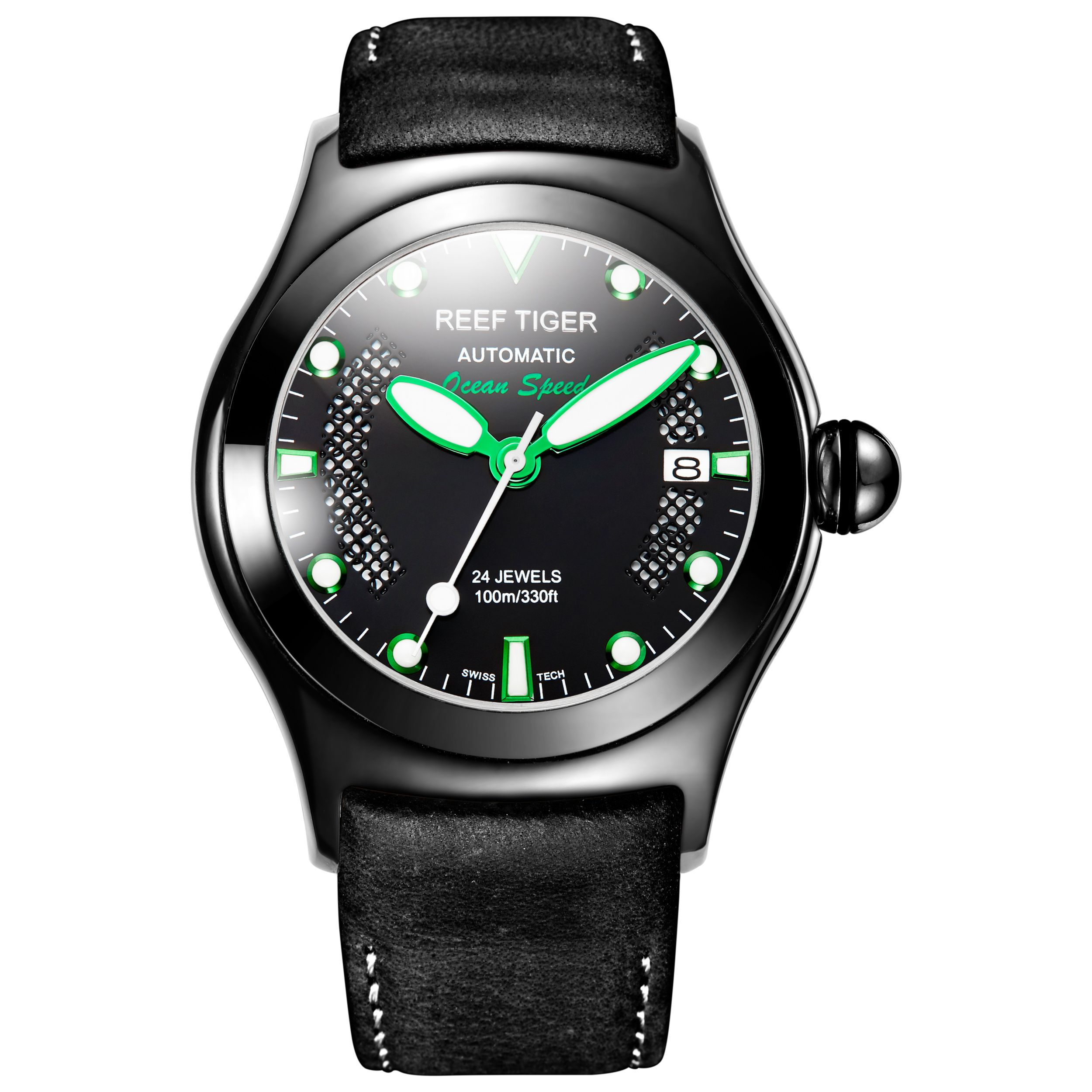 Black Automatic Watches For Mens In 2019 - Stylish And ...